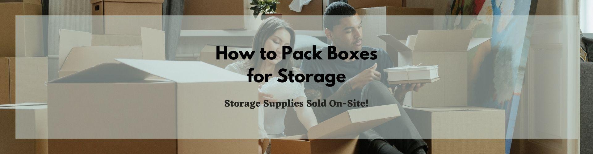 Storage Supplies Princeton NJ